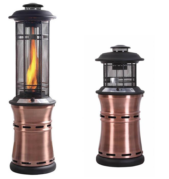 Bismar for Chauffage exterieur propane